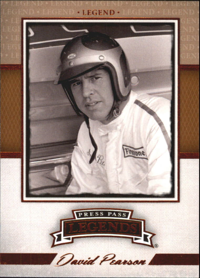 2013 Press Pass Legends #26 David Pearson