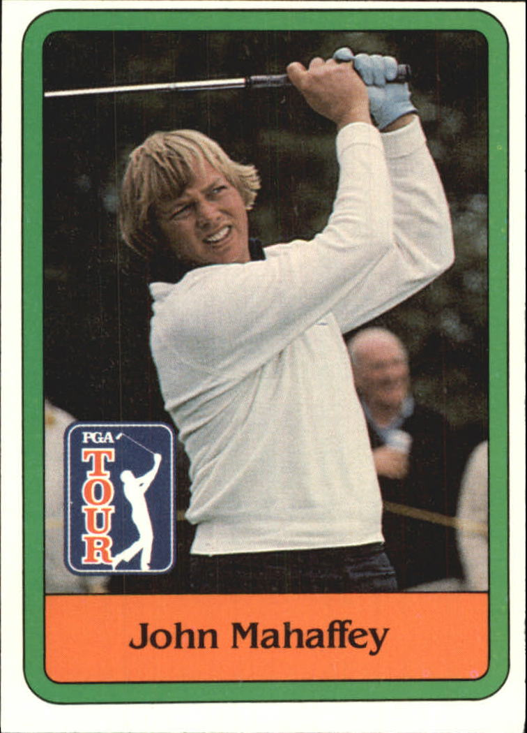 1981 Donruss #15 John Mahaffey RC