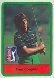1982 Donruss #53 Fred Couples RC