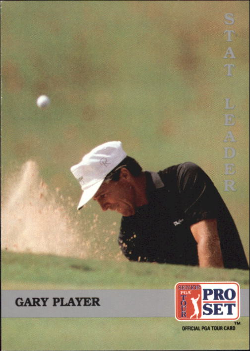 1992 Pro Set #270 Gary Player SL