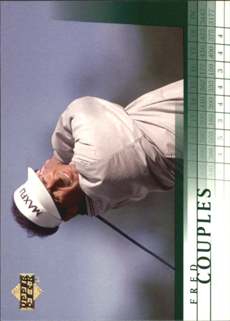 2001 Upper Deck #7 Fred Couples