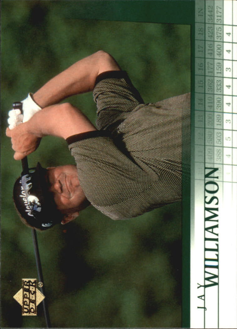 2001 Upper Deck #45 Jay Williamson RC