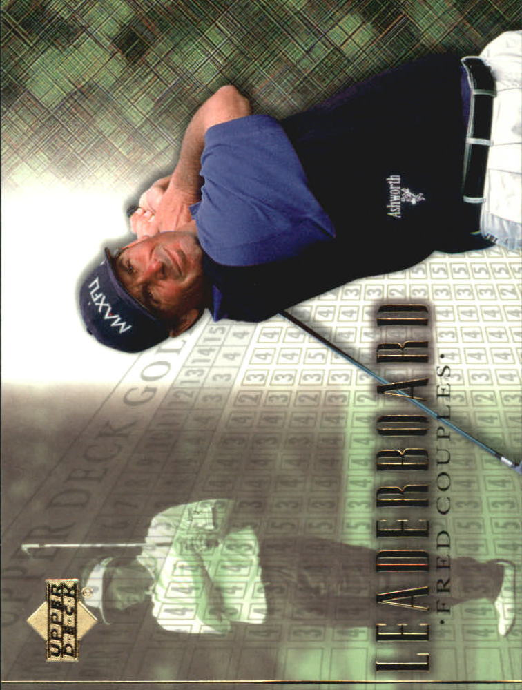 2001 Upper Deck #91 Fred Couples LB