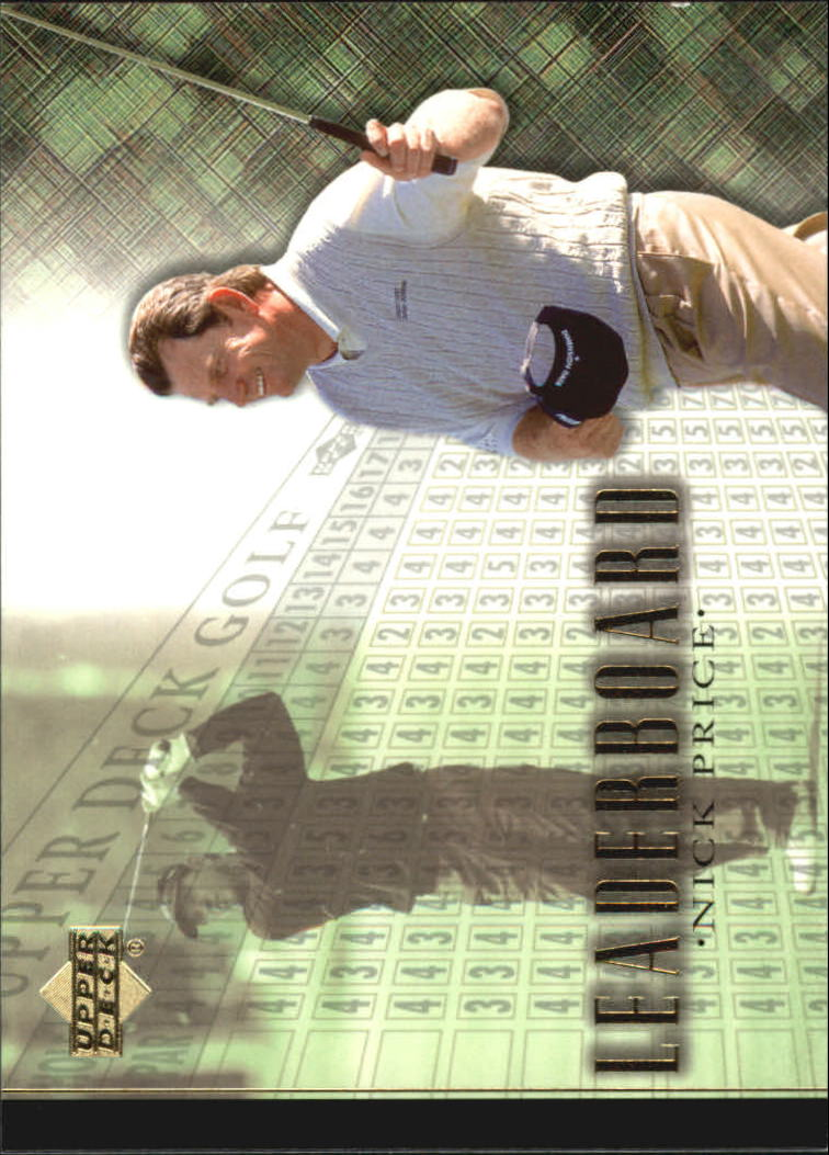 2001 Upper Deck #103 Nick Price LB