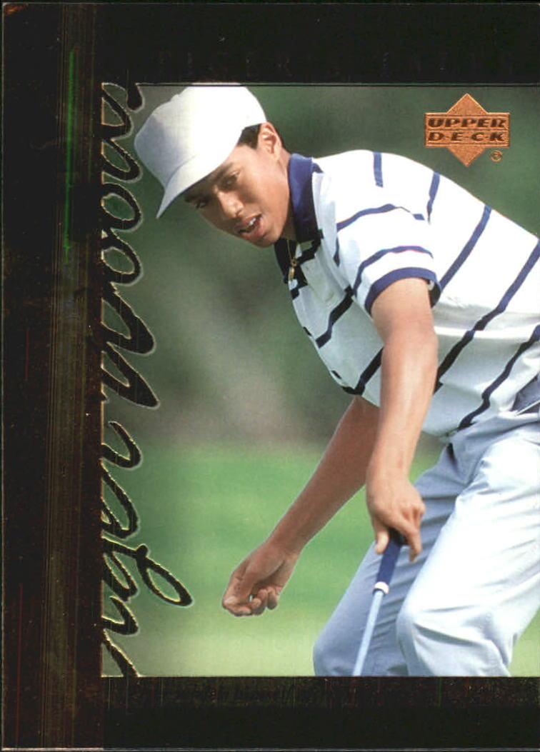 2001 Upper Deck Tiger's Tales #TT2 Tiger Woods