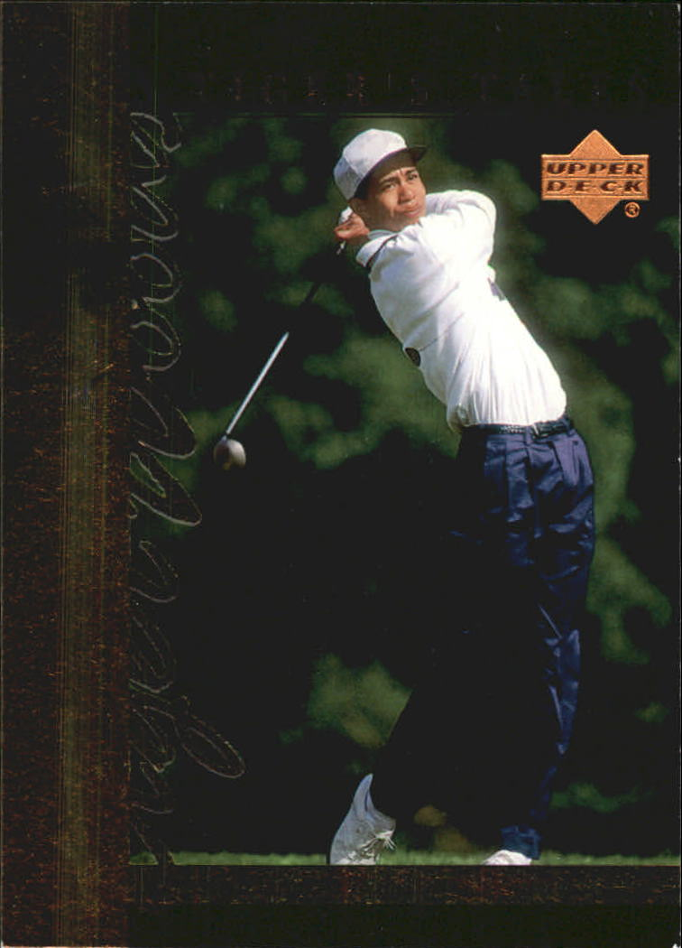 2001 Upper Deck Tiger's Tales #TT4 Tiger Woods