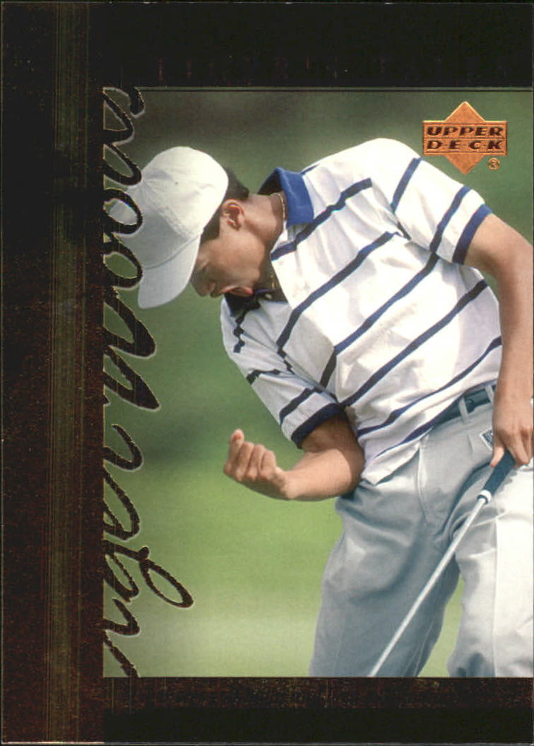 2001 Upper Deck Tiger's Tales #TT6 Tiger Woods