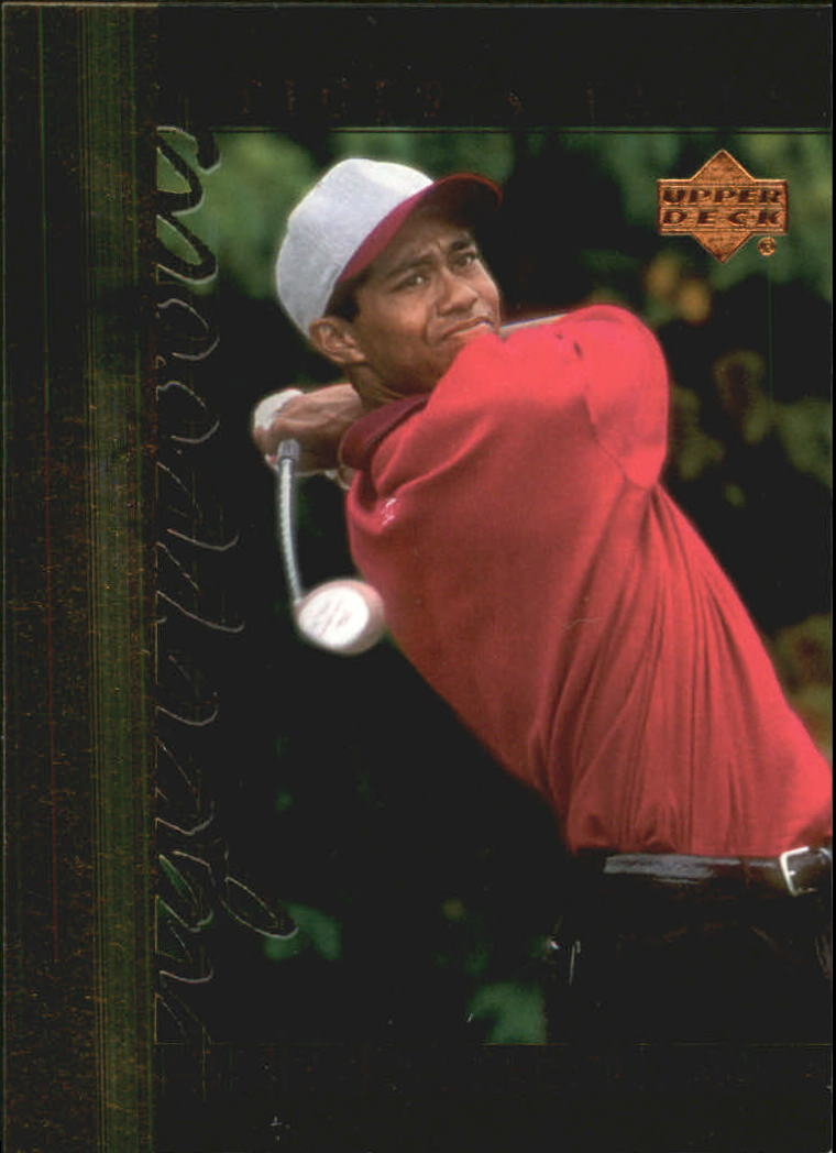 2001 Upper Deck Tiger's Tales #TT10 Tiger Woods