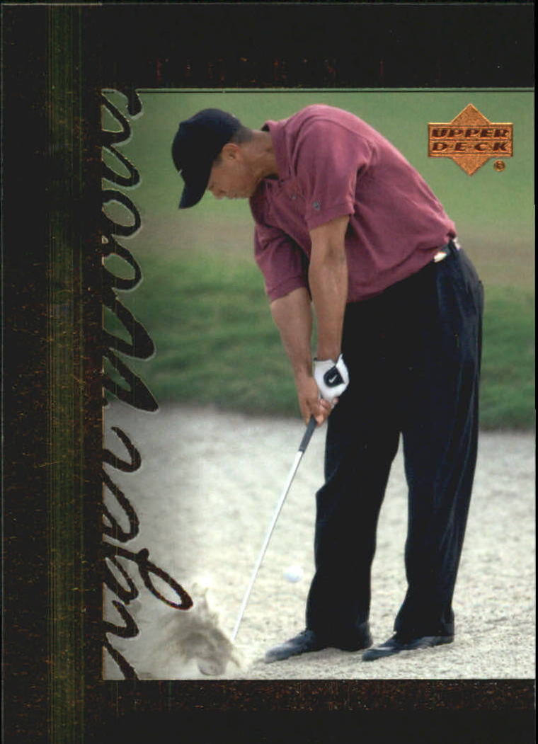 2001 Upper Deck Tiger's Tales #TT27 Tiger Woods