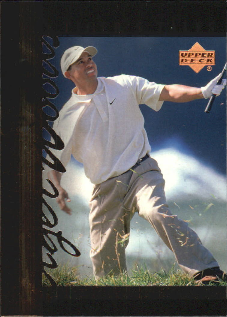 2001 Upper Deck Tiger's Tales #TT29 Tiger Woods