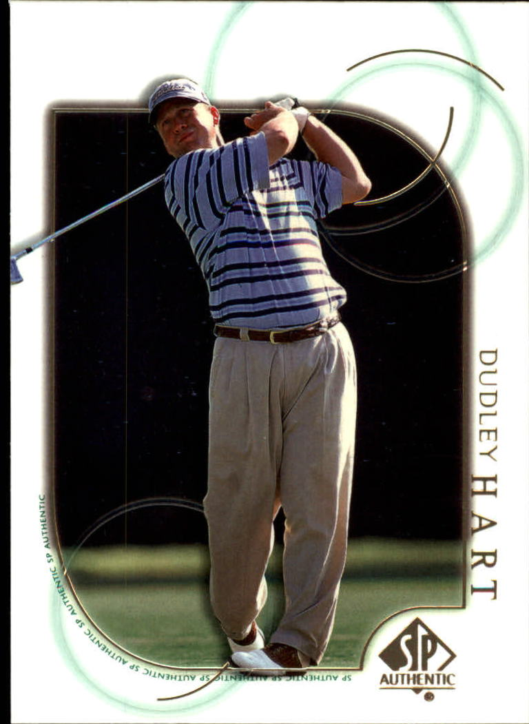 2001 SP Authentic #22 Dudley Hart