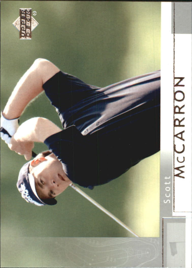 2002 Upper Deck Silver #44 Scott McCarron