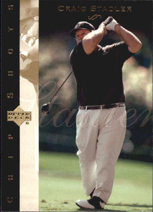 2003 Upper Deck #99 Craig Stadler CS