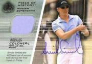 2003 SP Game Used Piece of History Annika Sorenstam #9 Annika Sorenstam/40