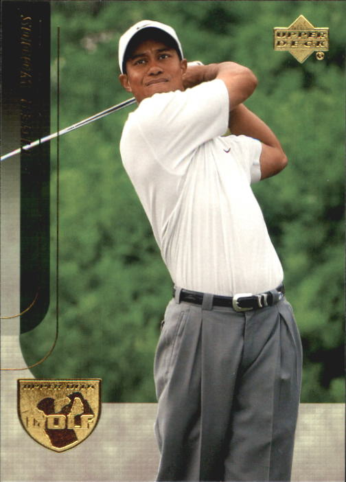 2004 Upper Deck #33 Tiger Woods