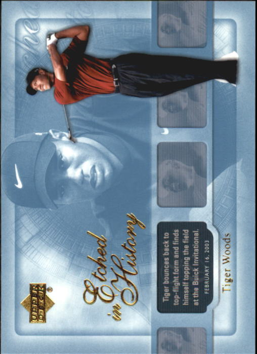 2004 Upper Deck #42 Tiger Woods EH