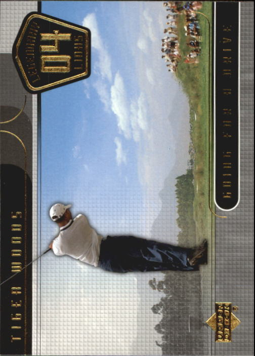 2004 Upper Deck #81 Tiger Woods LL