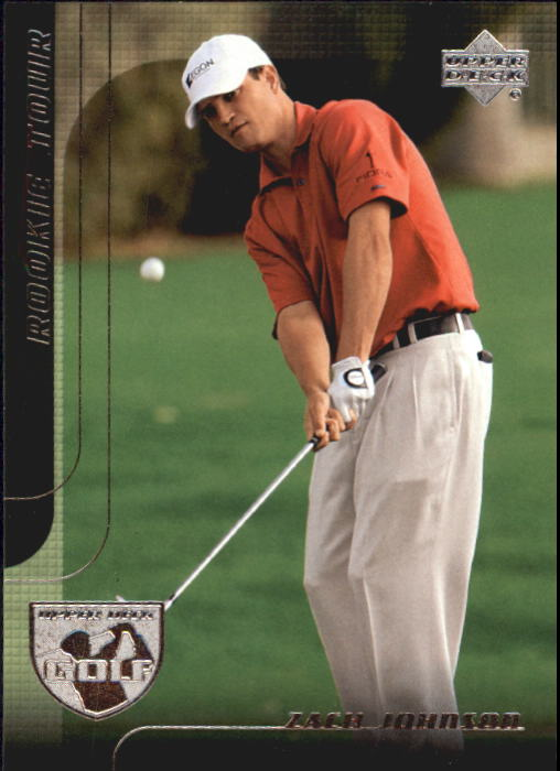 2004 Upper Deck #116 Zach Johnson RT RC