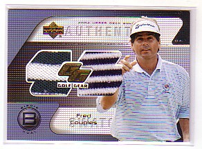 2004 Upper Deck Golf Gear Birdie #FCGGB Fred Couples