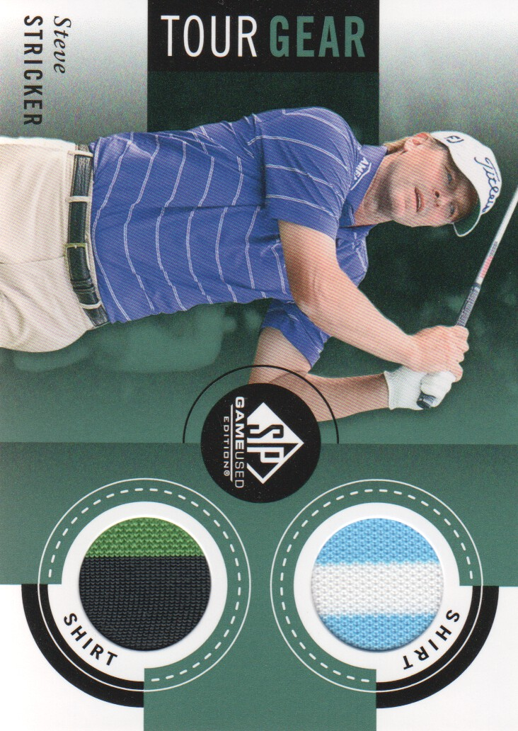 2014 SP Game Used Tour Gear #TGSS Steve Stricker B