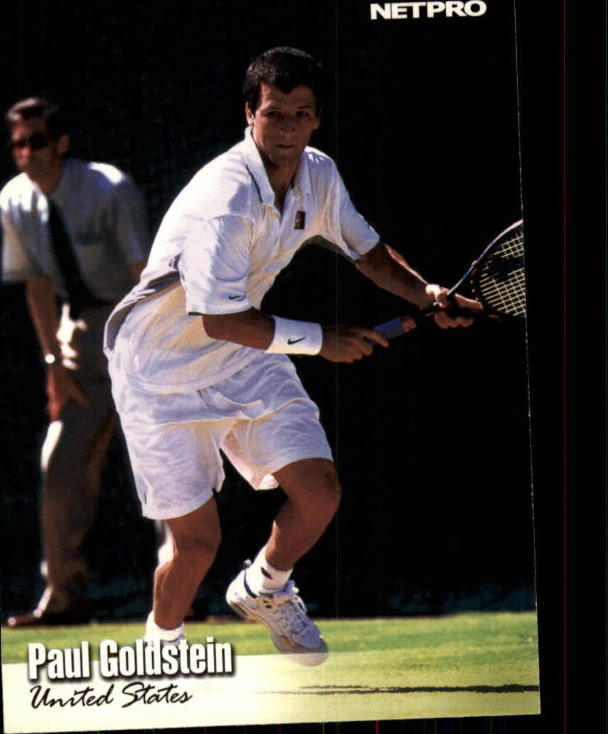 2003 NetPro #65 Paul Goldstein RC