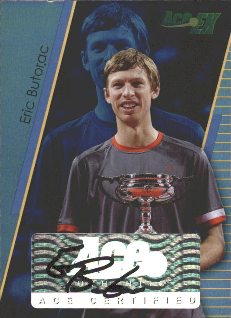 2011 Ace Authentic EX #12 Eric Butorac
