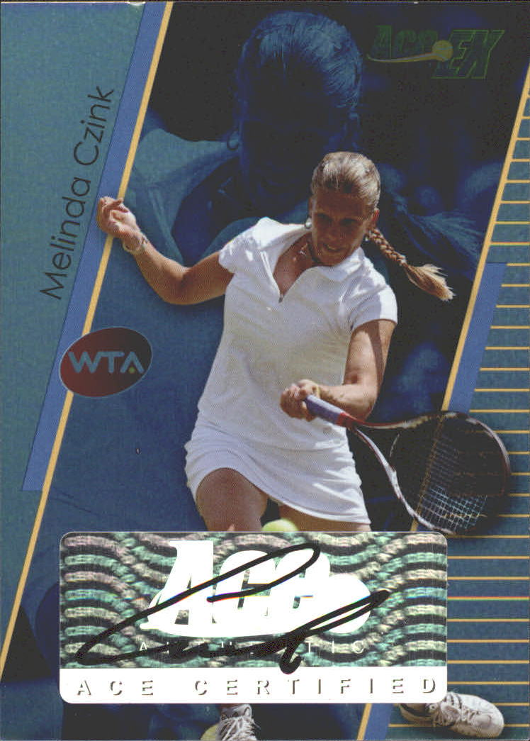 2011 Ace Authentic EX #17 Melinda Czink