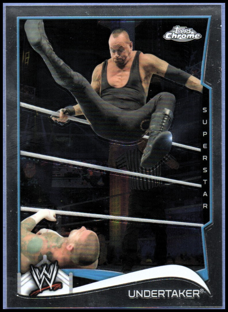 2014 Topps Chrome WWE #92 Undertaker