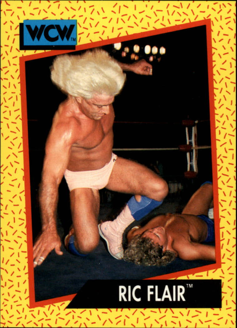 1991 Impel WCW #41 Ric Flair