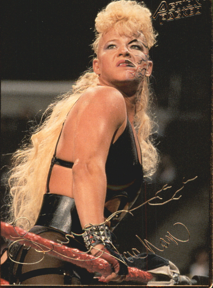1994 Action Packed WWF #16 Luna