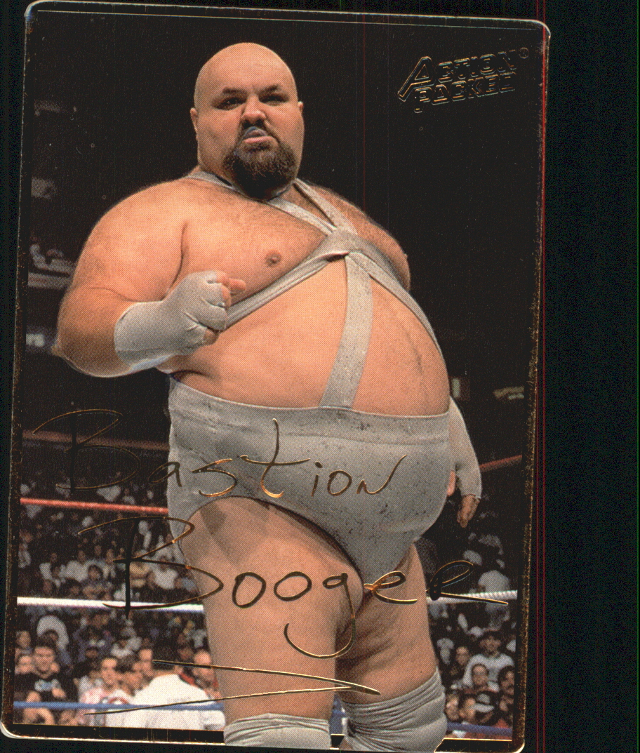 1994 Action Packed WWF #20 Bastion Booger