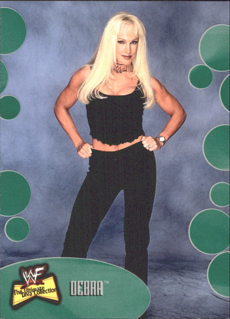 2001 Fleer WWF The Ultimate Diva Collection #9 Debra