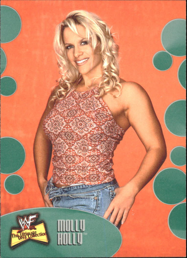 2001 Fleer WWF The Ultimate Diva Collection #20 Molly Holly