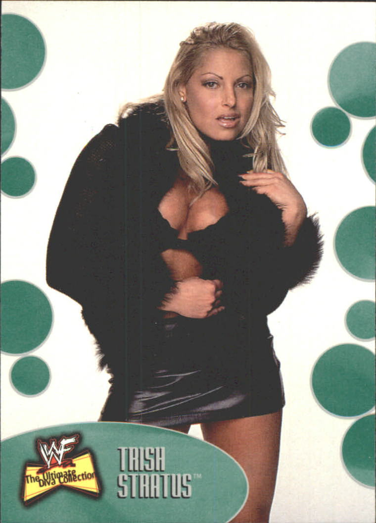 2001 Fleer WWF The Ultimate Diva Collection #29 Trish Stratus