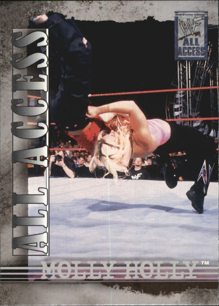 2002 Fleer WWF All Access #40 Molly Holly