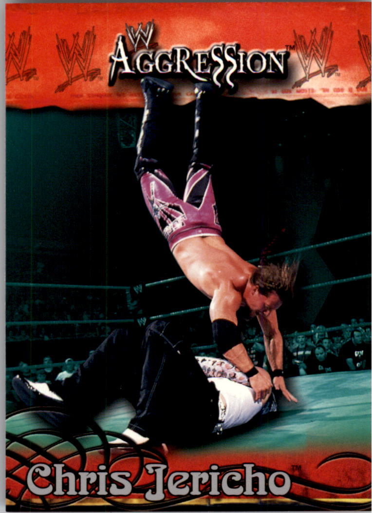 2003 Fleer WWE Aggression #6 Chief Morley