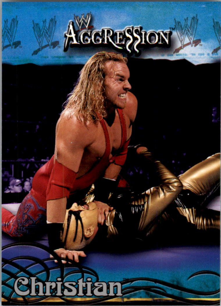 2003 Fleer WWE Aggression #9 Christian