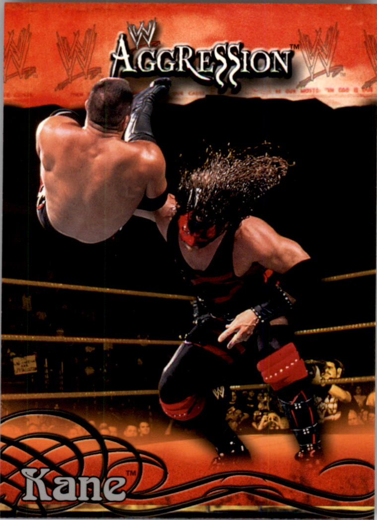 2003 Fleer WWE Aggression #18 Kane