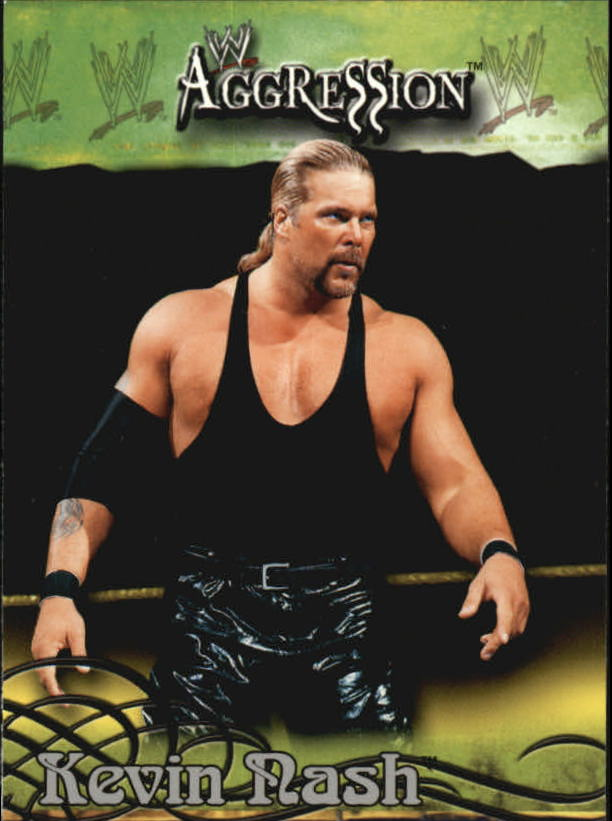 2003 Fleer WWE Aggression #19 Kevin Nash