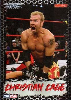 2008 TriStar TNA Impact #2 Christian Cage