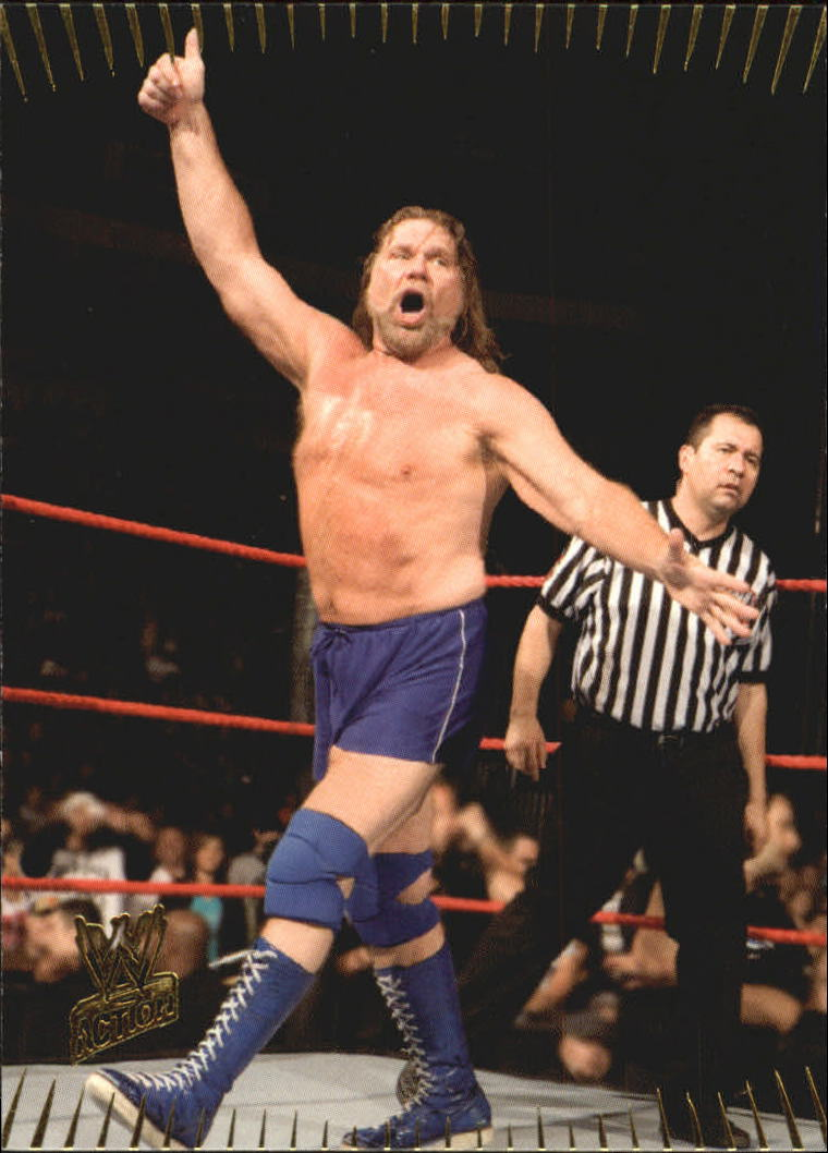 2007 Topps Action WWE #7 Jim Duggan