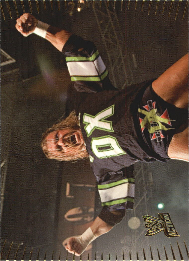 2007 Topps Action WWE #20 Triple H