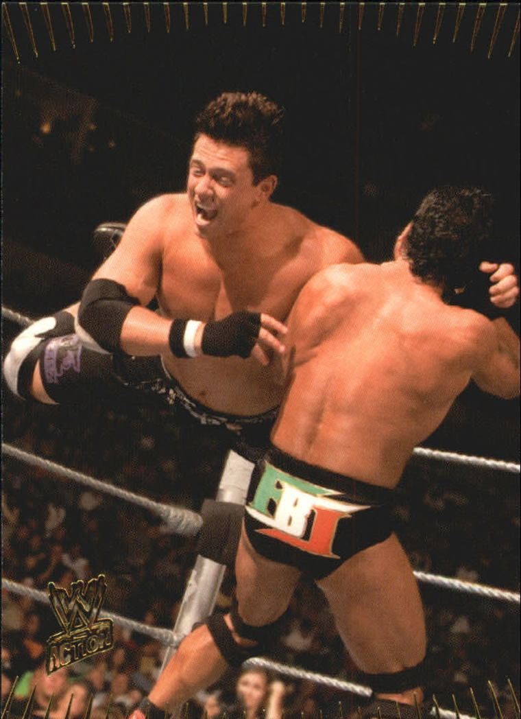 2007 Topps Action WWE #50 The Miz