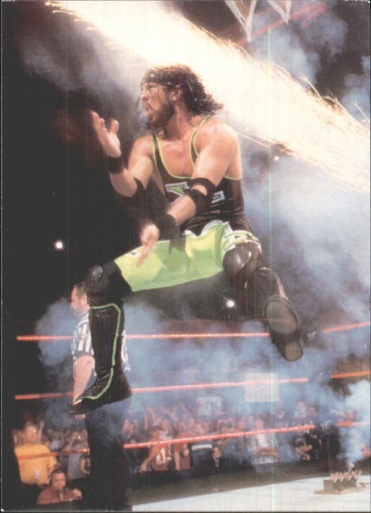 1999 Comic Images WWF Smackdown #7 X-Pac