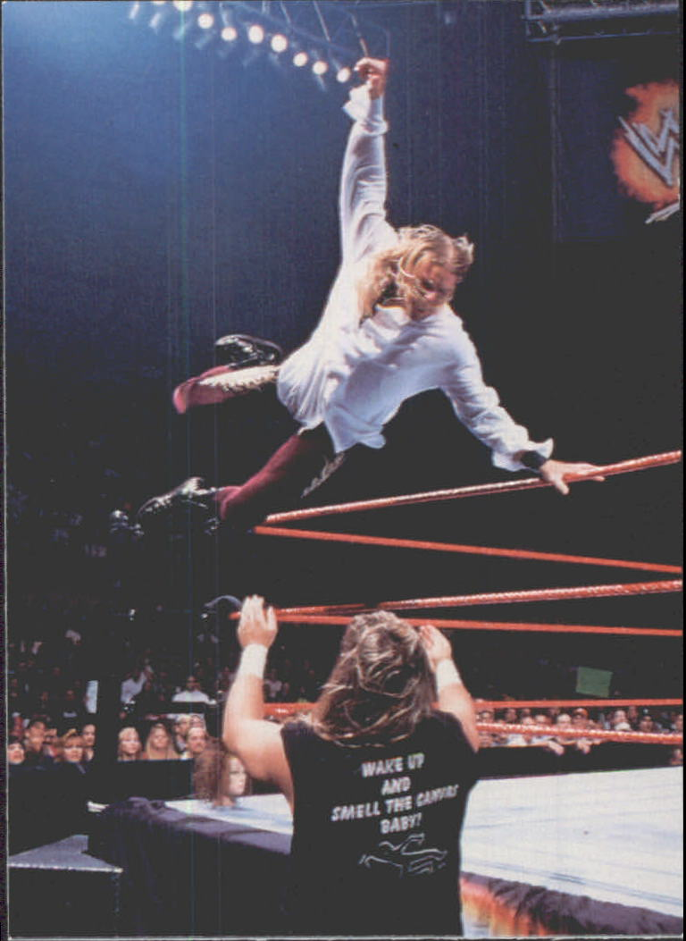 1999 Comic Images WWF Smackdown #18 Christian