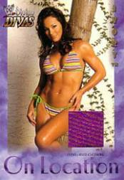 2003 Fleer WWE Divine Divas On Location Memorabilia #2 Ivory