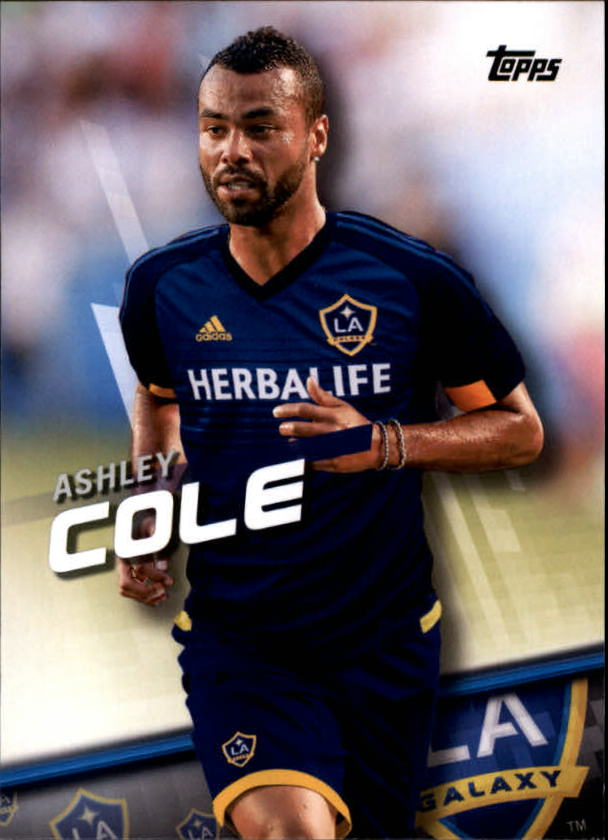 2016 Topps MLS #117 Ashley Cole