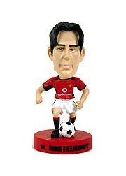 2003 Upper Deck Manchester United Mini Playmakers Bobble Head Dolls #3 Ruud van Nistelrooy