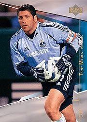 2004 Upper Deck MLS #54 Tony Meola