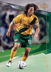 2004 Upper Deck MLS #57 Cobi Jones